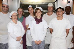 Das Team der Mühlenbäckerei Bollheim